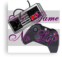 No Game No Life Canvas Print