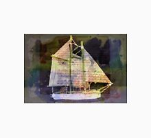 A Sailboat with a Story Unisex T-Shirt