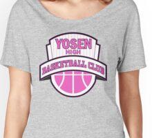 Yosen High - Basketball Club Logo Women's Relaxed Fit T-Shirt