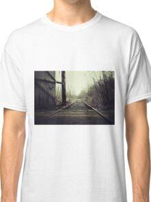 empty track Classic T-Shirt