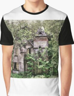 Mansion in decay Graphic T-Shirt