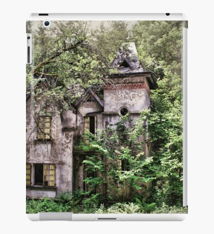 Mansion in decay iPad Case/Skin