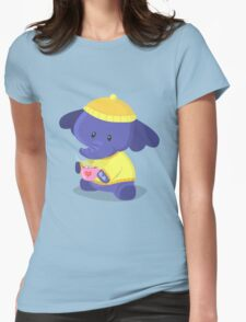 Elephant Winter Times T-Shirt