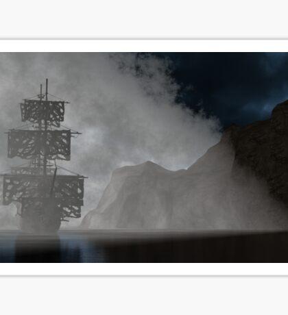 The Fog Sticker