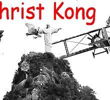Christ Kong by DrTigrou