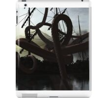 Becalmed iPad Case/Skin