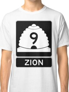Utah 9 - Zion National Park Classic T-Shirt