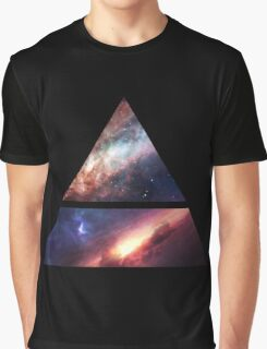 30 Seconds to Mars space logo Graphic T-Shirt