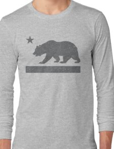 California Bear Long Sleeve T-Shirt