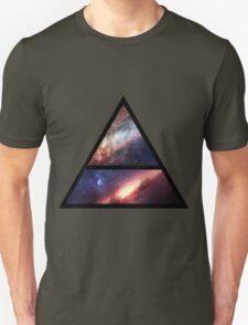 30 Seconds to Mars space logo Unisex T-Shirt