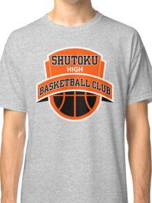 Shutoku High - Basketball Club Logo 2 Classic T-Shirt