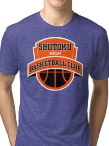 Shutoku High - Basketball Club Logo 2 Tri-blend T-Shirt