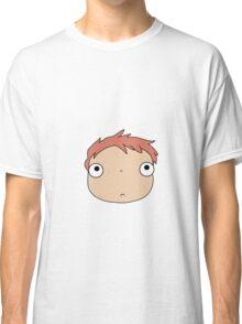 Natural Ponyo Classic T-Shirt