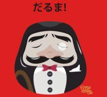 Mr Daruma One Piece - Short Sleeve