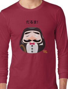 Mr Daruma Long Sleeve T-Shirt