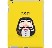 Mr Daruma iPad Case/Skin
