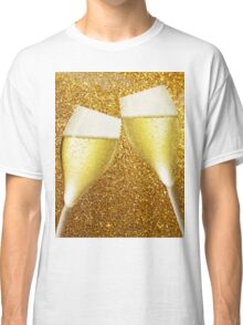 Two glasses of champaign Classic T-Shirt