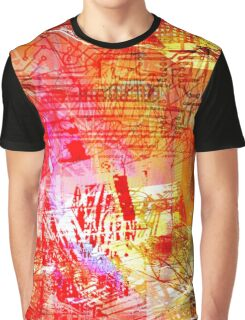 the city 22 Graphic T-Shirt