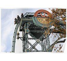 Baron 1898 Drop Dive Coaster Poster