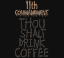 11th Commandment Womens Fitted T-Shirt