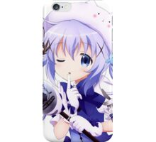 Chino from GochiUsa iPhone Case/Skin