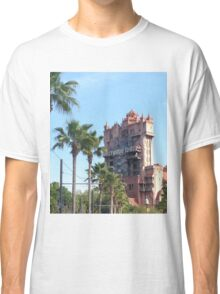 Hollywood Tower of Terror Classic T-Shirt