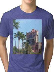 Hollywood Tower of Terror Tri-blend T-Shirt