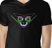 Electrical smile   Mens V-Neck T-Shirt