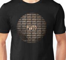 Pluto - Dwarf Planet Unisex T-Shirt