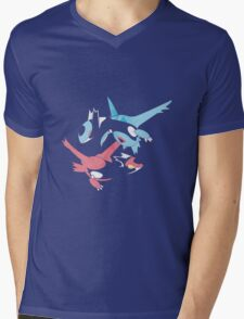 Soulmates #2 Mens V-Neck T-Shirt