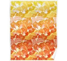 wonderful abstract pattern Poster