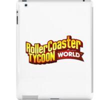 Roller Coaster Tycoon World iPad Case/Skin