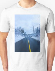 Winter Road T-Shirt
