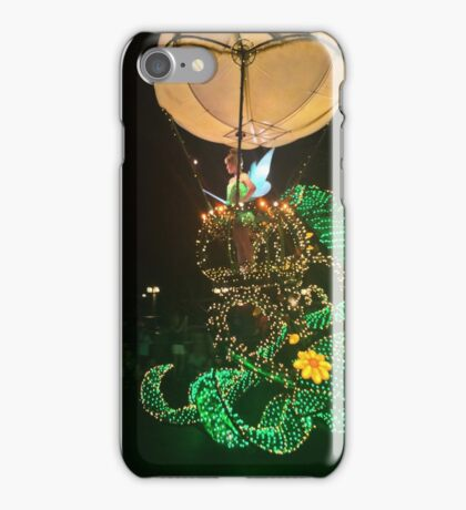 Tinker Bell's Flight iPhone Case/Skin