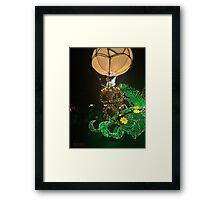 Tinker Bell's Flight Framed Print