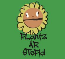 PLantz AR SToPiD, Art Inspired by Plants Versus Zombies: Garden Warfare by Mynameisparrish