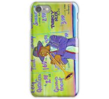 Hangin' Out Backatown iPhone Case/Skin