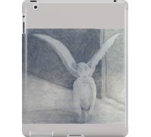Grey Gargoyle iPad Case/Skin