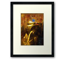 The Destruction of the Temple Framed Print
