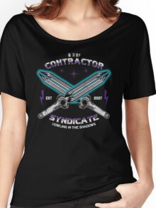 The Syndicate Women's Relaxed Fit T-Shirt