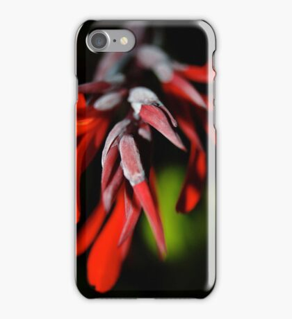 Red Spike iPhone Case/Skin