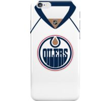 Edmonton Oilers 2007-11 Away Jersey iPhone Case/Skin