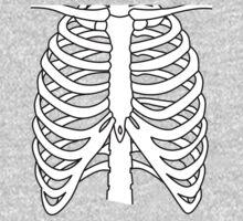X-ray Chest Kids Tee