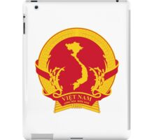 Emblem of Revolutionary Provisional Government of South Vietnam, 1969-1976 iPad Case/Skin