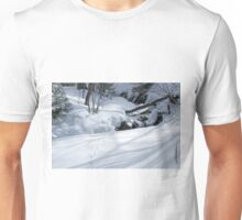 Snowprints Unisex T-Shirt