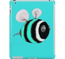 Bumble baby - Turquoise iPad Case/Skin