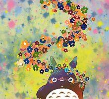 Totoro by itsuko