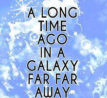A Long Time Ago in A Galaxy Far Far Away... by supersam18
