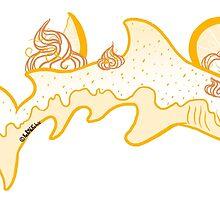 Lemon Shark by Vulfolaic