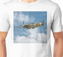 Spitfire in The Clouds Unisex T-Shirt